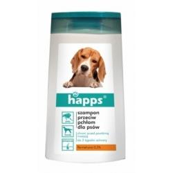 HAPPS szampon przeciw pchłom dla psów 150 ml