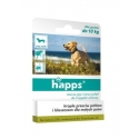 HAPPS - spot-on - krople przeciw pchłom i kleszczom dla małych psów