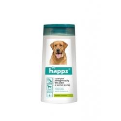 HAPPS szampon pielęgnacyjny dla psów o sierści jasnej 200 ml