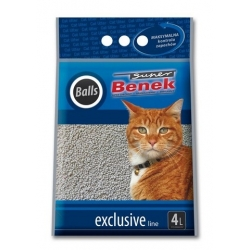 Benek Super Exclusive Balls 4 l