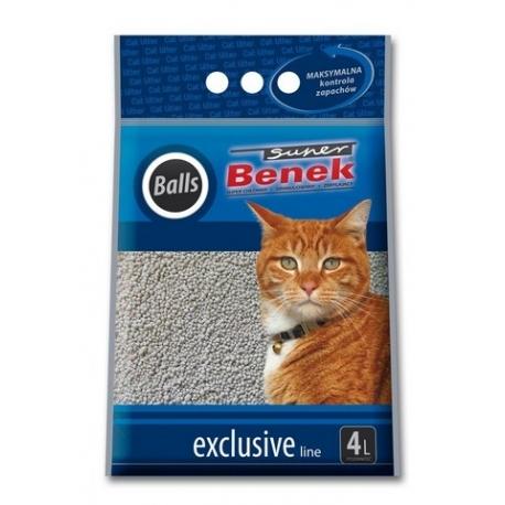 Benek Super Exclusive Balls 4 l