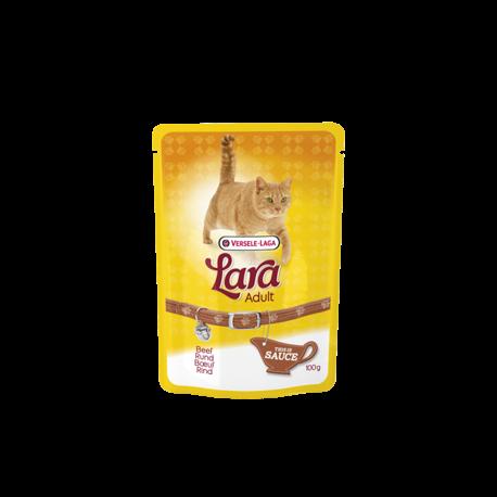 Versele Laga Lara Adult saszetka wołowina w sosie 100 g