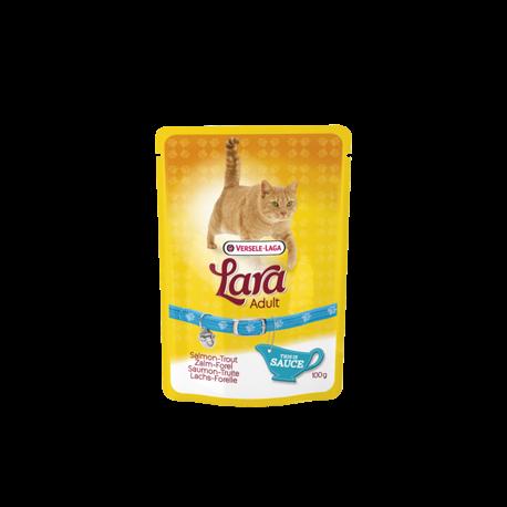 Versele Laga Lara Adult saszetka łosoś z pstrągiem w sosie 100 g