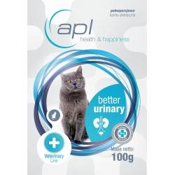 APL Better urinary - karma weterynaryjna dla kota - saszetka 100 g