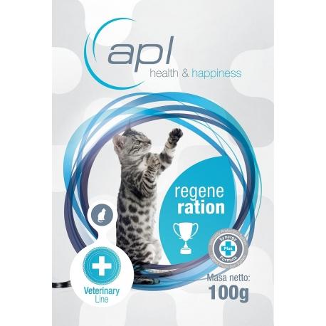 APL Regeneration - karma weterynaryjna dla kota - saszetka 100 g