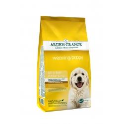 Arden Grange Weaning Puppy 2 kg karma dla suk w ciąży i szczeniąt