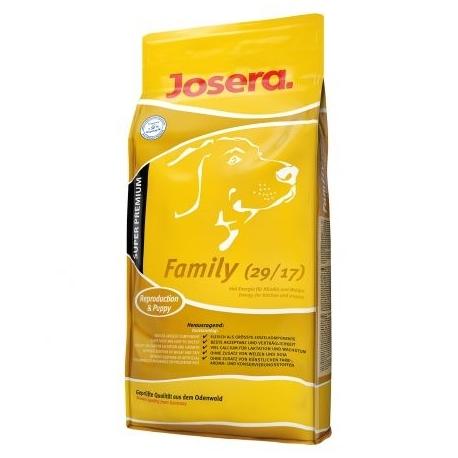 Josera Family 15 kg karma dla szczeniąt i suk karmiących