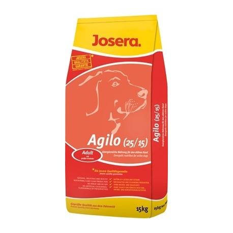 Josera Agilo 15 kg  karma z łososiem dla psów dorosłych