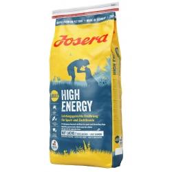 Josera High Energy 15 kg  karma dla psów aktywnych