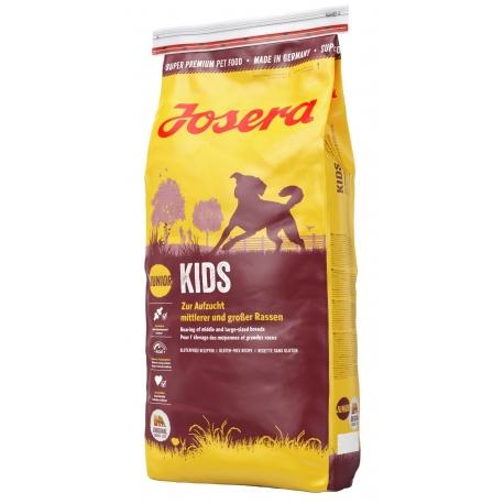 Josera Kids 2 x 15 kg karma dla szczeniąt + Nuevo 400 g Gratis