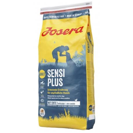 Josera SensiPlus 15 kg + 1,5 kg karma dla psów wrażliwych
