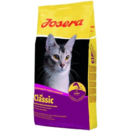 Josera Classic 4 kg karma dla kotów dorosłych z łososiem
