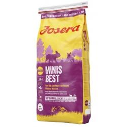 Josera MinisBest 15 kg dla małych ras z jagnięciną
