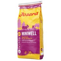 Josera Miniwell 2 x 4,5 kg karma dla psów małych ras
